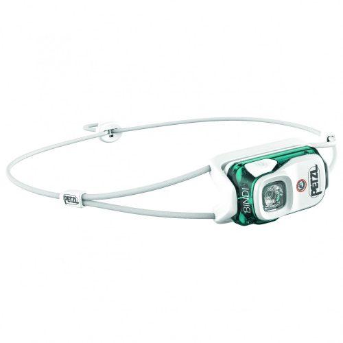 petzl Stirnlampe Bindi grün