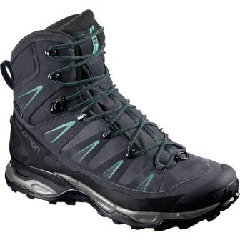 Salomon 42 2/3 Damen (Grau 8 5 UK 2/3EU ) / Berg-...