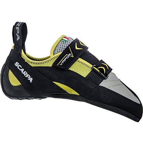 Scarpa Schuhe Vapor V Men 2015 Größe 42 lime fluo