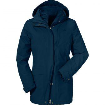 Schöffel 3in1 Jacket Venetien2 Doppeljacke Damen