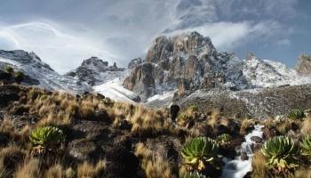 Die schönsten Berge zum Bergsteigen in Afrika
