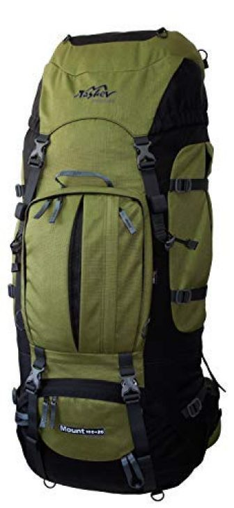 Tashev Outdoors Backpacker Rucksack
