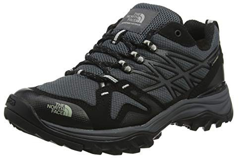 The North Face Herren Hedgehog Fastpack GTX (Eu) Trekking-& Wanderhalbschuhe, Schwarz (C4V-TNF Black/HIGH Rise Grey), 43