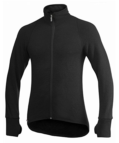 Woolpower 600 Jacket Men - Midlayer Merino Fleecejacke